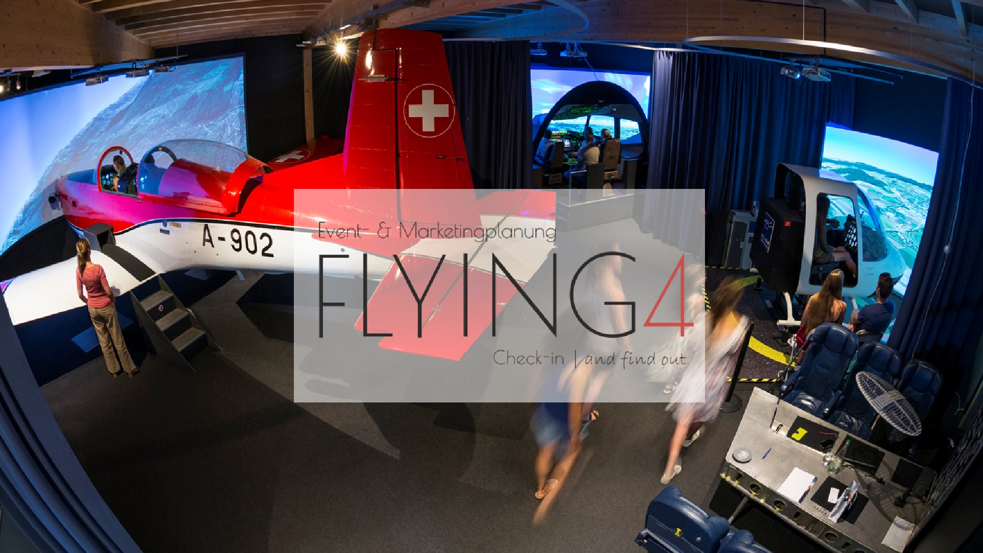 Flying 4 - Die Eventagentur
